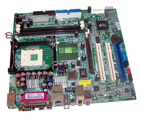 Msi N1996 Sockel by Medion Md5000 Ver 1 2 Socket 478 Uatx Motherboard Msi Ms 6701 Ebay
