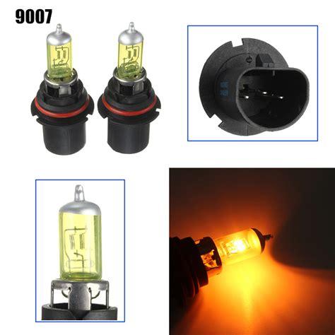 licht birne 2x h3c h4 h7 h9 h10 h13 h16 9004 9005 hb3 hb4 led halogen