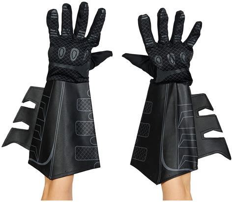 batman gloves adult size batman the dark knight rises adult gauntlets partybell com