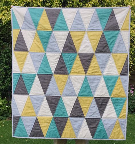 Quilting With Triangles by Mack And Mabel Quilt Patterns