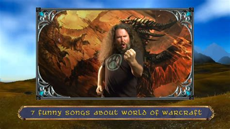 Virtual Design My Home 7 Funny Songs About World Of Warcraft Craveonline