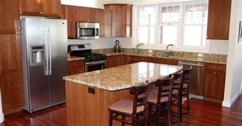 Kitchen Island With No Overhang Kitchen Islands With Seating Does Your Island Seating