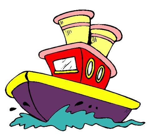 dibujo barco con olas dibujo de barco en el mar pintado por mbclaura en dibujos