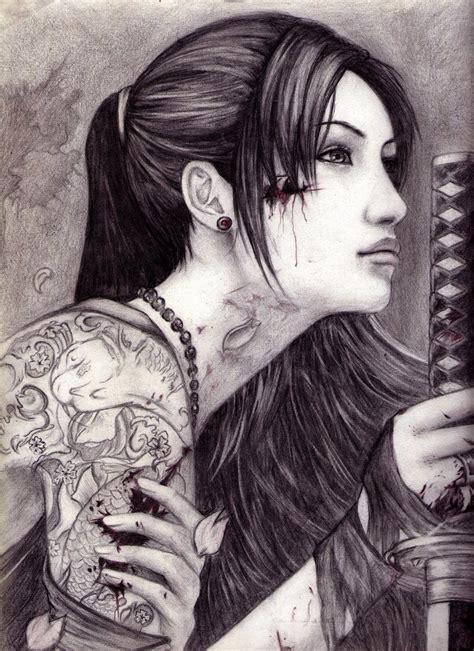 yakuza tattoo deviantart yakuza princess by mlpowaa on deviantart