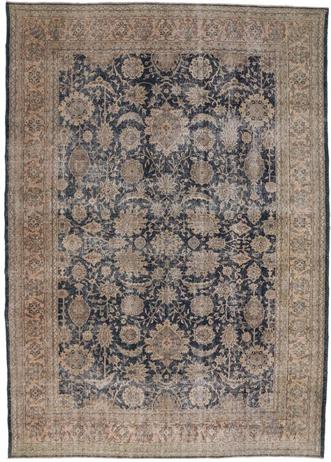 distressed rug distressed vintage turkish sivas area rug with industrial aesthetic for sale at 1stdibs