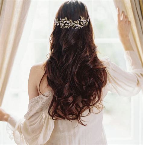 Whimsical Hairstyles by Trubridal Wedding Lovely Wedding Hairstyles With