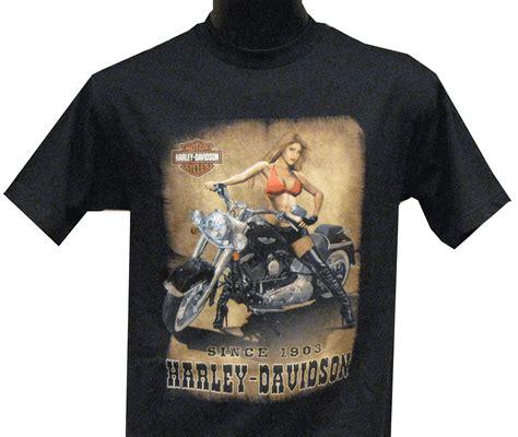 Kaos T Shirt Fad M88 harley davidson t shirts