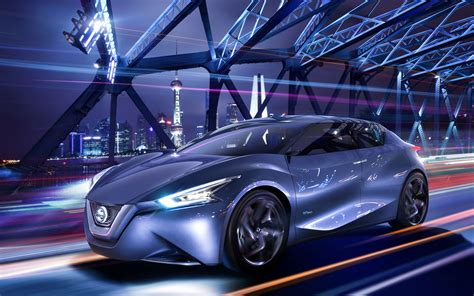 new nissan concept nissan friend me concept car 2013 wallpapers hd