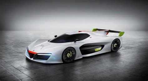 187 concept sports car on fuel cells future technology