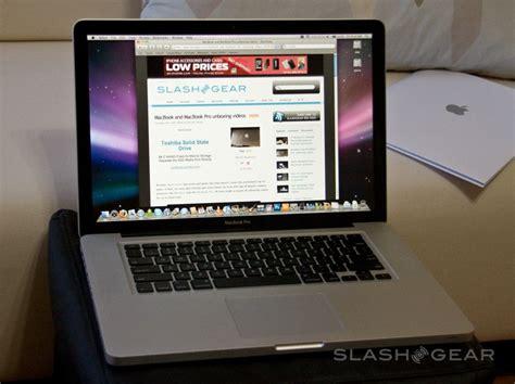 Macbook Pro Late macbook pro review late 2008 model slashgear