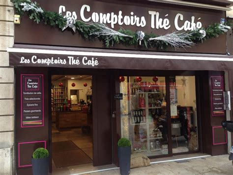 Les Comptoirs les comptoirs the cafe 224 dijon