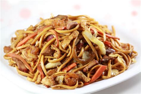house special lo mein jade cafe