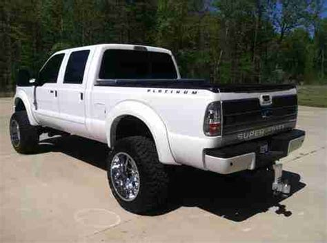 2013 ford f250 platinum edition for sale purchase used 2013 ford f250 diesel lifted platinum