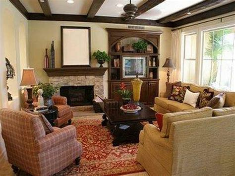 small living room arrangements brown sofa and coffee table furniture sets in small living