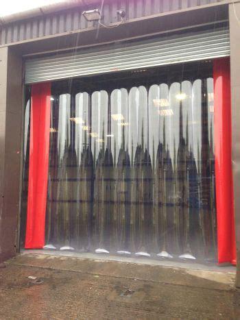 garage door plastic curtain roller shutter doors home cetra security