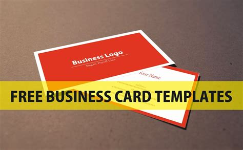 15 free business card templates examples lucidpress