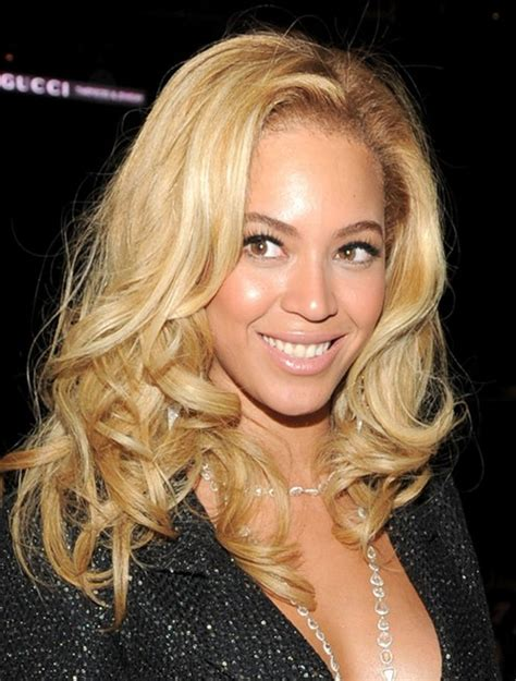 beyonces video hairstyles how to get beyonces hair beyonce knowles hairstyles blonde loose wavy hairstyle