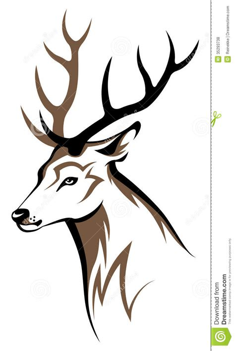 deer royalty free stock photos image 35293738