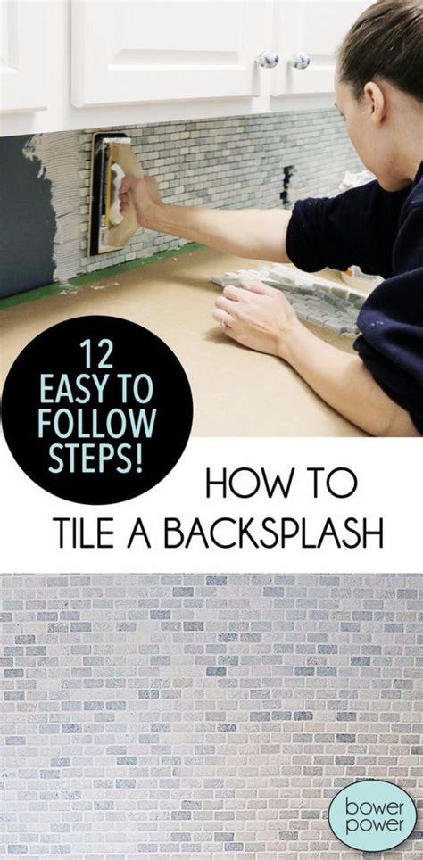 33 home repair secrets from the pros tile a backsplash