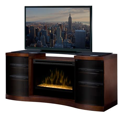 Media Stand With Fireplace by Dimplex Electric Fireplaces 187 Media Consoles 187 Products