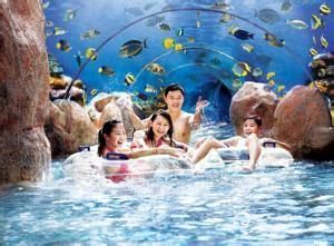 resorts world sentosa hotel michael in singapore