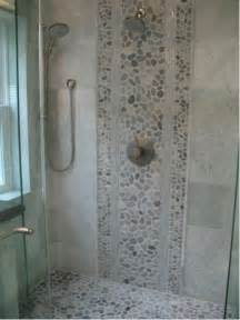 Bathroom Rock Tile Ideas 17 Best Ideas About River Rock Shower On River