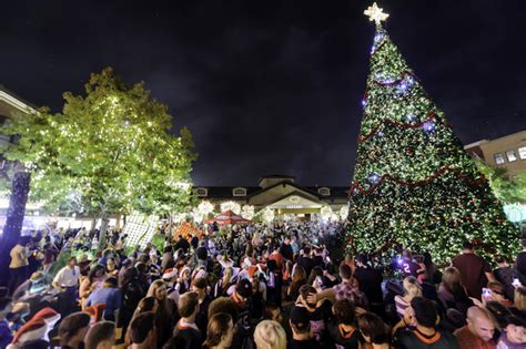 tree lughting seattle market market tree lighting celebration hello woodlands