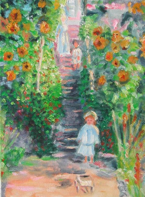 painting for s day tableau jardin de la semaine page d archives