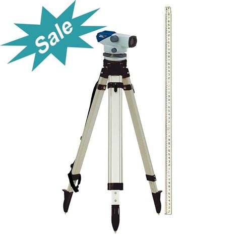 Auto Level Sokkia B40 sokkia b40 25 24x auto level kit with aluminum tripod and