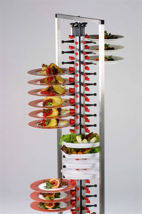 Stacked Plate Rack by Plate Stacker Platemate Plate Rack Stacker