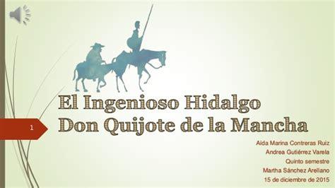 el ingenioso hidalgo don 849740064x el ingenioso hidalgo don quijote de la mancha