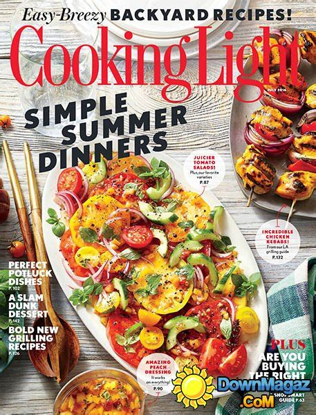 cooking light magazine barcode cooking light july 2016 187 download pdf magazines
