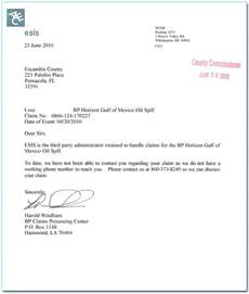 Adjuster Cover Letters by Adjuster Cover Letters
