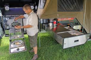 Active 4x4 products kimberley off road camper trailers