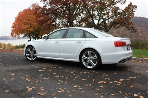 Audi S6 2013 by 2013 Audi S6 S7 And S8 Drive Report