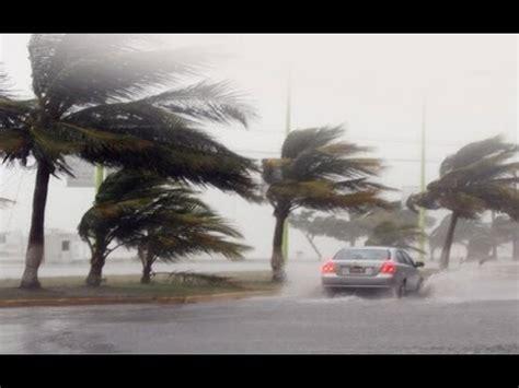 hurricane gonzalo landfall & hits bermuda tropical storm