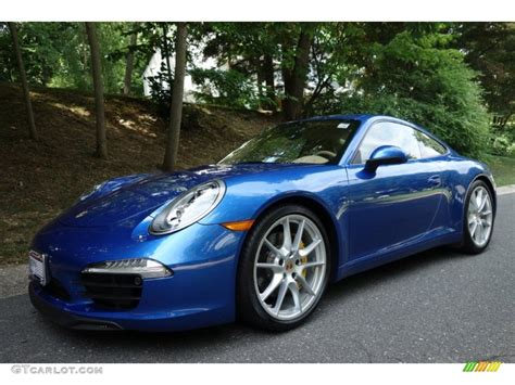 porsche blue metallic 2014 sapphire blue metallic porsche 911 s coupe