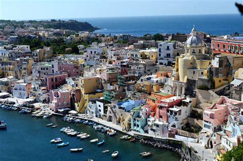 motorboot italien hintergrundbilder italien procida boot motorboot