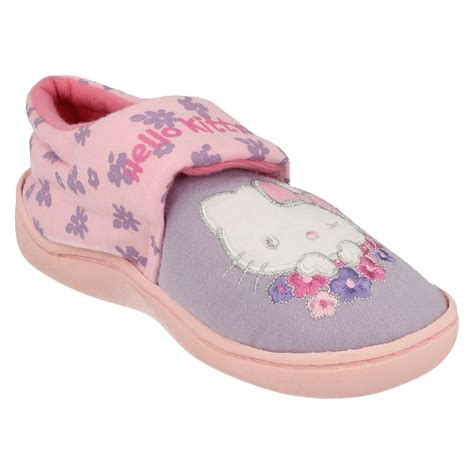 character house slippers girls character hello kitty house slippers