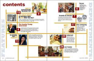 pdc media magazine layout research photographic content page research layouts yearbooks and design layouts
