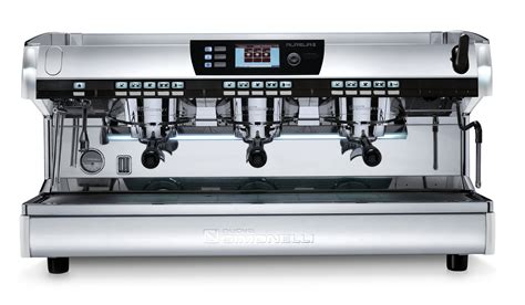 Coffee Machine Simonelli nuova simonelli aurelia ii digit 4 espresso coffee
