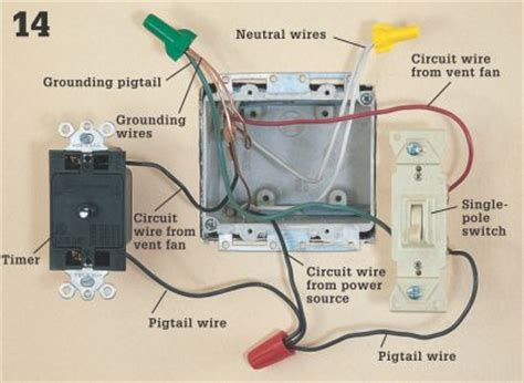 how to wire a bathroom fan how to install a bathroom vent fan home improvement and repair solution
