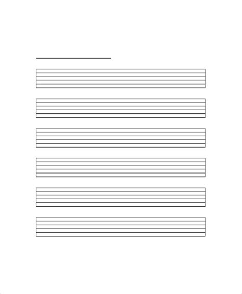 tab template for word guitar blank guitar tabs to print blank guitar tabs