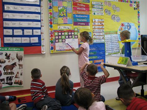 themes for decorating kindergarten classroom kindergarten classroom picture flickr photo sharing