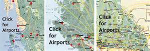 canada airports map canadian airports images