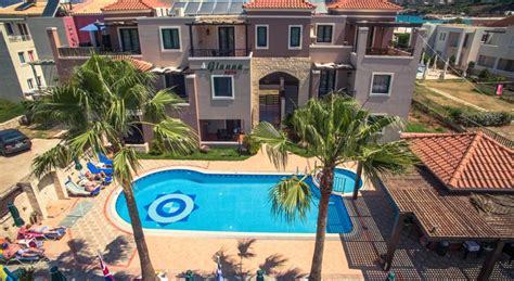 Appartments In Crete 1 Bedroom Apartments Authentic Crete Villas In