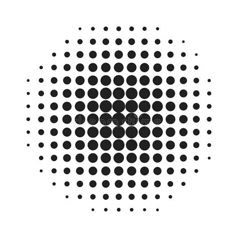 dot pattern after effects halftone circle background spotted circles overlay dots