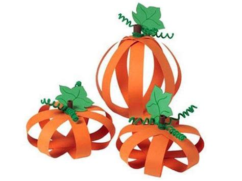 O Lantern Paper Craft - 31 diy craft ideas for