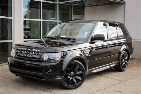 certified pre owned 2013 land rover range rover sport hse