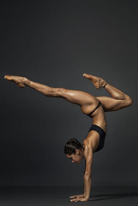 misty copeland yoga 140 best fitness models images on pinterest